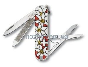 фото Многофункциональный Нож VICTORINOX 0.6203.84 Edelweiss цена интернет магазин