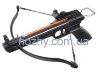 Арбалет Man Kung MK-50A2, Рекурсивный, пистолетного типа, алюм. рукоять Black