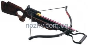 фото Арбалет Man Kung MK-150A3W ц:коричневый цена интернет магазин