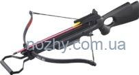 Арбалет Man Kung MK-150A3B ц:черный