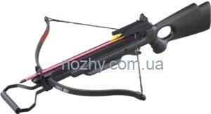 фото Арбалет Man Kung MK-150A3B ц:черный цена интернет магазин