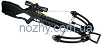 Арбалет Man Kung MK-380BK, Black