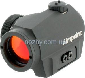 фото Прицел коллиматорный Aimpoint Micro S-1 6МОА в комплекте с креплением на вент. прицельную планку цена интернет магазин