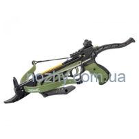 Арбалет самозарядный Man Kung Alligator MK-TCS1-G