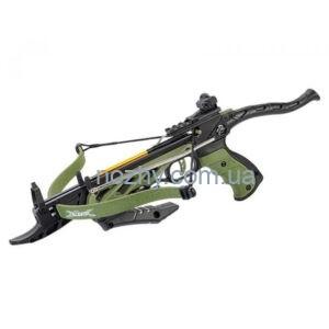 фото Арбалет самозарядный Man Kung Alligator MK-TCS1-G цена интернет магазин