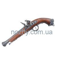 Піратський пістолет, сталь (макет) Denix 1031G