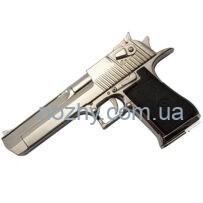 Пістолет Desert Eagle, нікель, США-Ізраїль, 1982 р. (макет) Denix 1123NQ