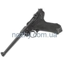 """Пістолет """"Люгер"""" Парабеллум P08, Німеччина, 1898 р. (макет) Denix 1144"""