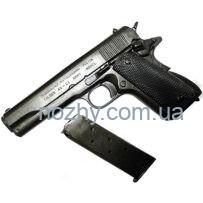 Пістолет Colt M1911 .45, пластикова рукоятка, США, 1911 р. (макет) Denix 1227