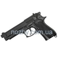 Пістолет Беретта 92F, калібр 9 мм, Італія, 1975 р. (макет) Denix 1254