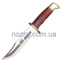 """Ніж Buck """"119 Ukrainian"""" 119BRSSP16 дерево"""