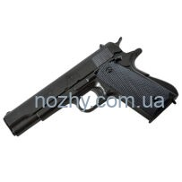 Пістолет Colt M1911A1 .45, США, 1911 р. (макет) Denix 1316