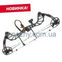 Лук Man Kung MK-CBA5 Thorns KIT (MK-CBA5BK-KIT) чорний, розширена комплектація