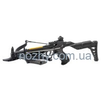 Арбалет Man Kung TCS2 Alligator (MK-TCS2BK) чорний